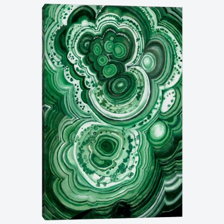 Malachite II Canvas Print #NMC37} by Naomi McCavitt Canvas Wall Art