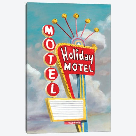 American Roadside IV Canvas Print #NMC4} by Naomi McCavitt Canvas Art Print