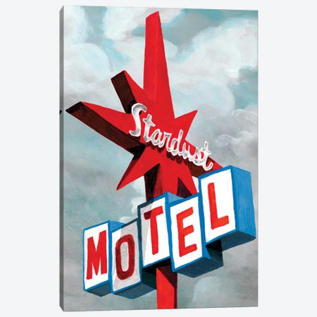 American Roadside VI Canvas Print #NMC6} by Naomi McCavitt Canvas Print