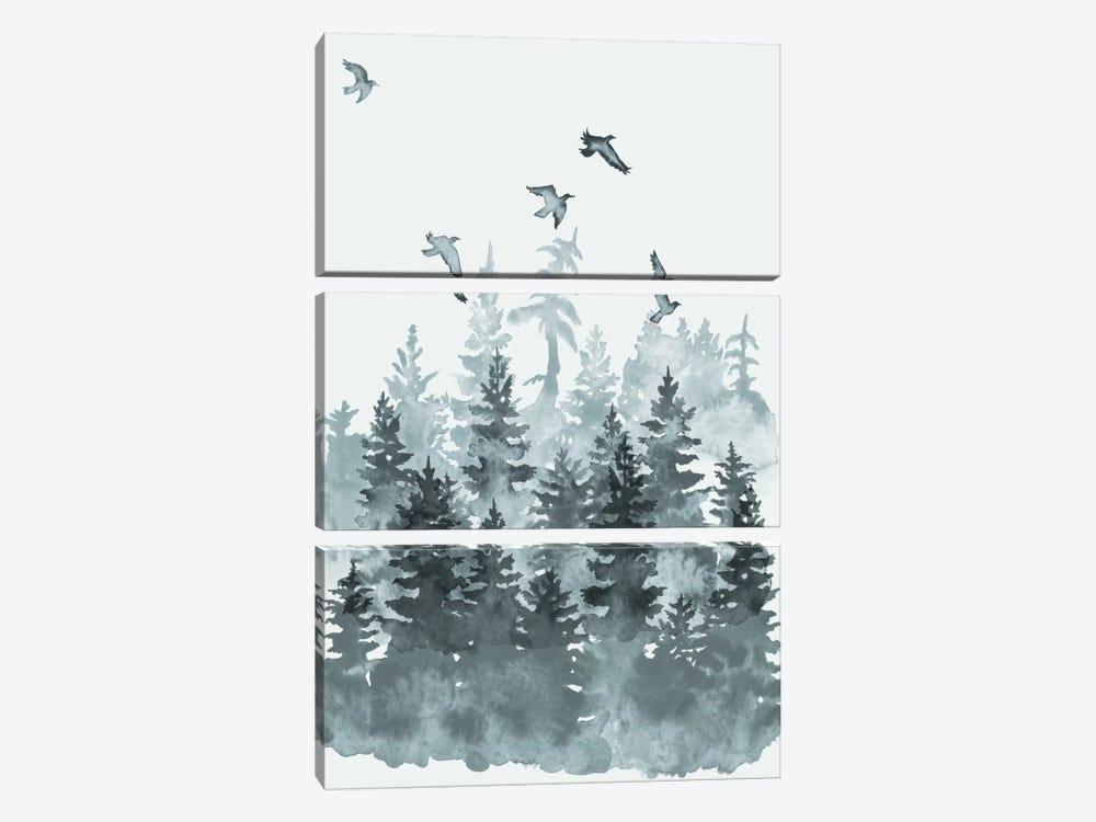 Sierra Vista II by Naomi McCavitt 3-piece Canvas Wall Art
