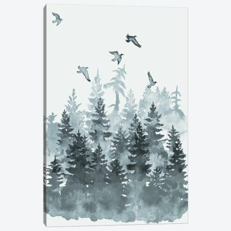 Sierra Vista II Canvas Print #NMC71} by Naomi McCavitt Canvas Art Print