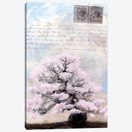 Springtime Memories II Canvas Print #NMC77} by Naomi McCavitt Canvas Artwork