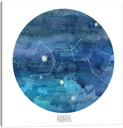 Aquarius Canvas Print #NMC92