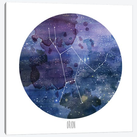 Orion Canvas Print #NMC93} by Naomi McCavitt Canvas Art Print