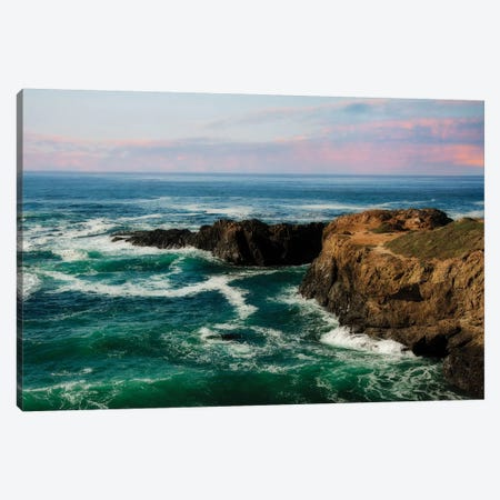 California Dream Canvas Print #NMI2} by Natalie Mikaels Canvas Wall Art