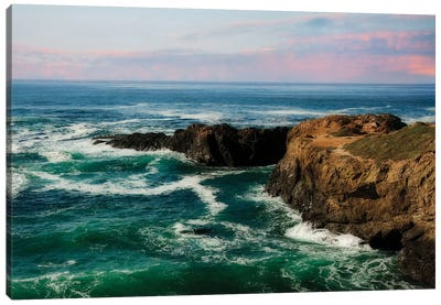 California Dream Canvas Art Print