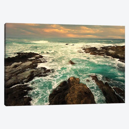 Heaven's Gate 3-Piece Canvas #NMI7} by Natalie Mikaels Art Print
