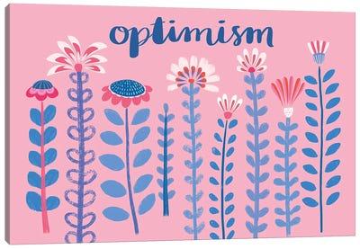 Optimism Canvas Art Print