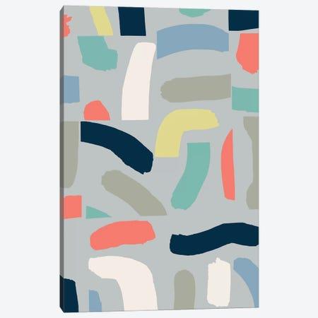 Brush Out Canvas Print #NMK5} by Nancy Mckenzie Canvas Print