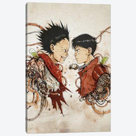 Rusty Duplos :: Tetsuo Kaneda Canvas Print #NMT14} by Nico Di Mattia Canvas Art Print