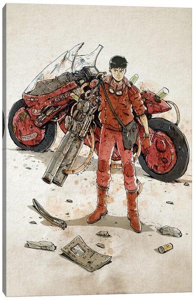 Rusty Kaneda Canvas Art Print