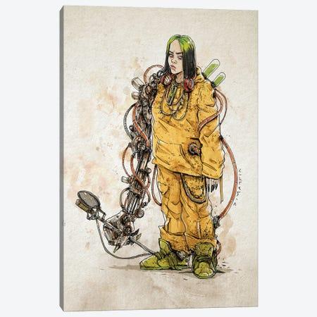 Rusty Billie Canvas Print #NMT5} by Nico Di Mattia Canvas Print