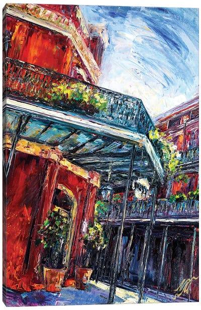 Muriels Canvas Art Print