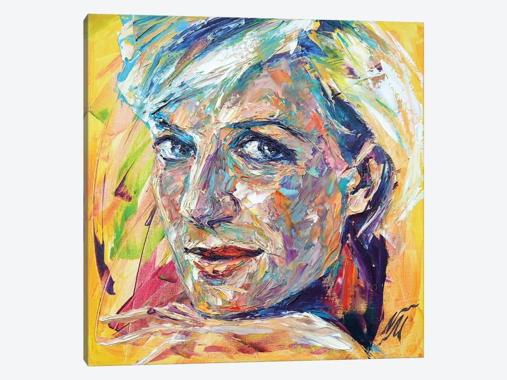 Princess Diana by Natasha Mylius 1-piece Canvas Art Print