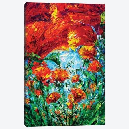 Underneath Canvas Print #NMY61} by Natasha Mylius Canvas Wall Art