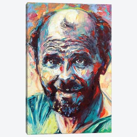 Gustav Klimt Canvas Print #NMY79} by Natasha Mylius Canvas Art Print