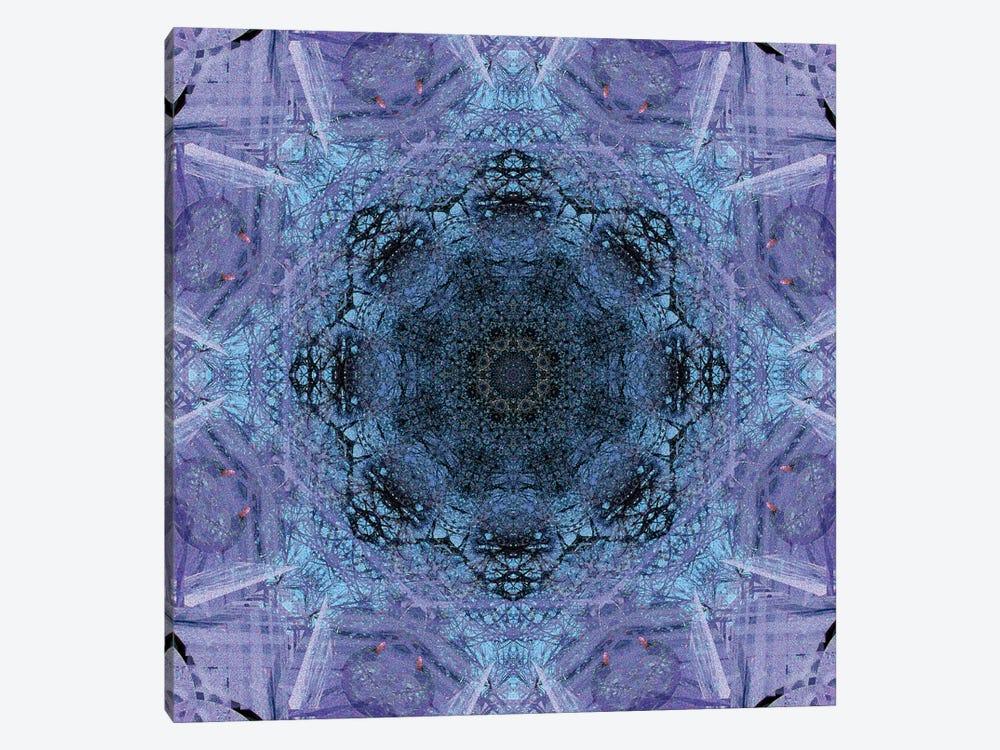 Colorful kaleidoscope. by Anna Miller 1-piece Art Print