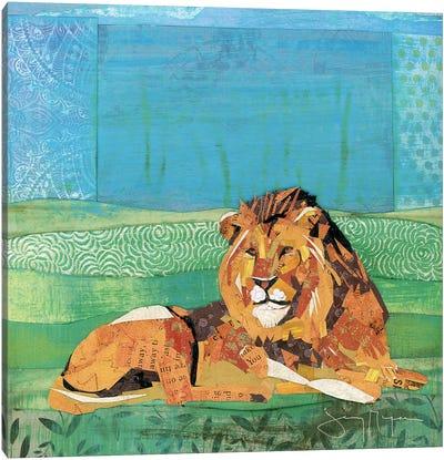 Lion King Canvas Art Print