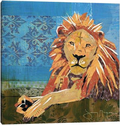 Lion Pride Canvas Art Print
