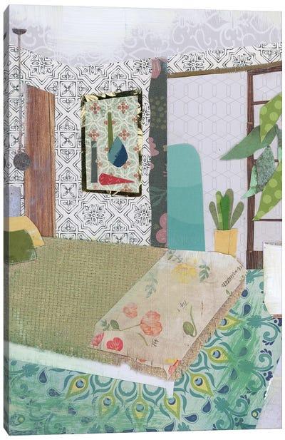 BoHo Room Canvas Art Print