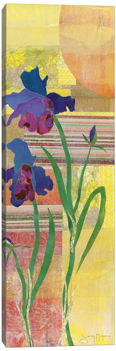 Iris I Canvas Art Print