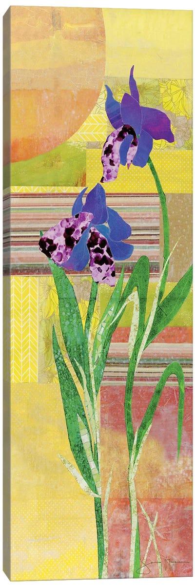Iris II Canvas Art Print