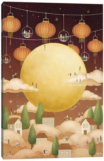 Mid-Autumn Festival Canvas Art Print