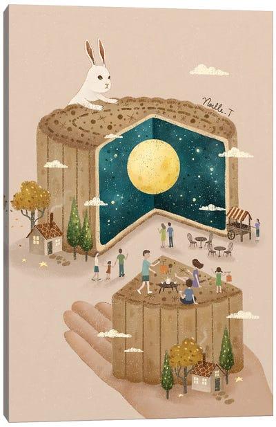 Mooncake Festival Canvas Art Print