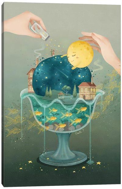 Sweet, Sweet Dreams Canvas Art Print