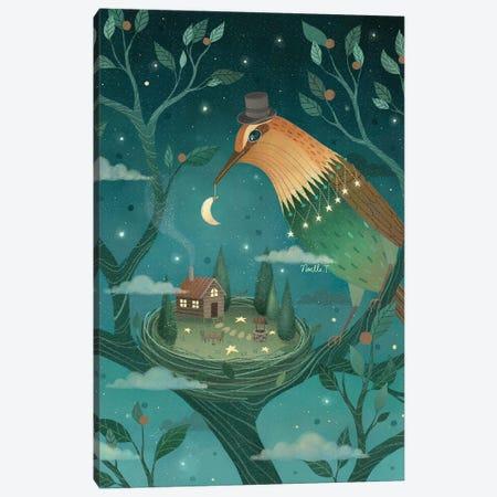A Nest Of Dreams Canvas Print #NOE4} by Noelle. T Canvas Art Print