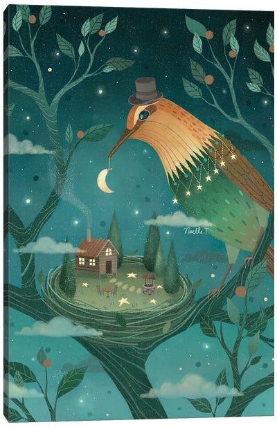 A Nest Of Dreams Canvas Art Print