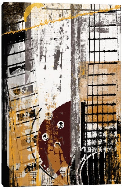 Chords Canvas Art Print