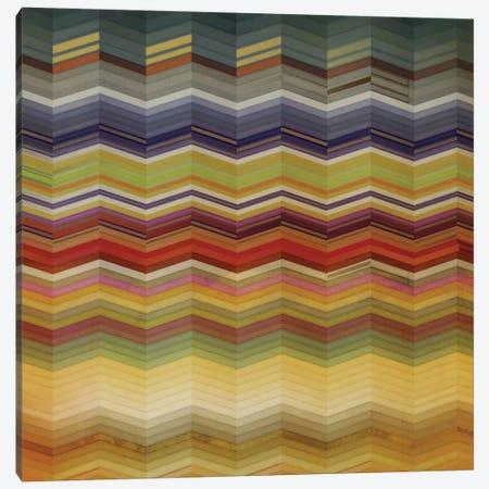 Color & Cadence I Canvas Print #NOH12} by NOAH Art Print