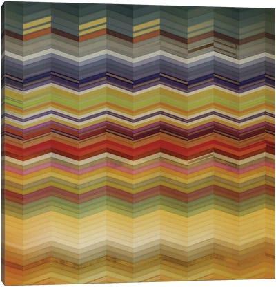 Color & Cadence I Canvas Art Print