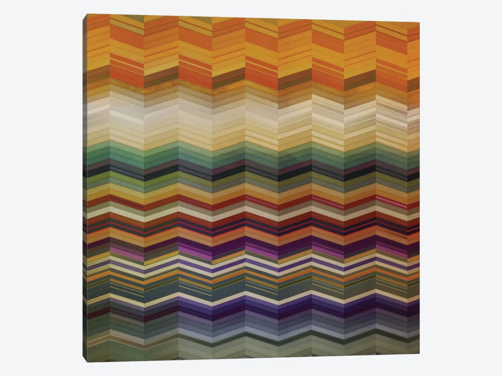 Color & Cadence II by NOAH 1-piece Canvas Art Print