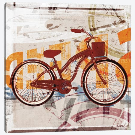 Cruising Canvas Print #NOH14} by NOAH Canvas Artwork