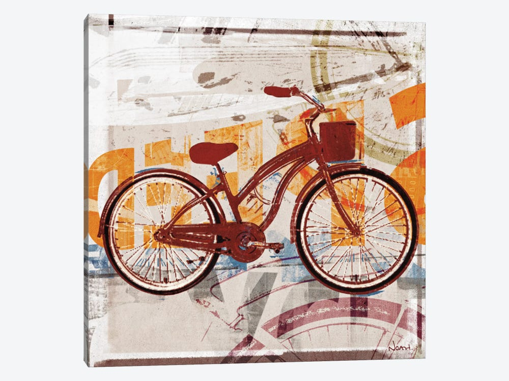 Cruising by NOAH 1-piece Canvas Art