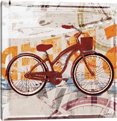 Cruising Canvas Art Print