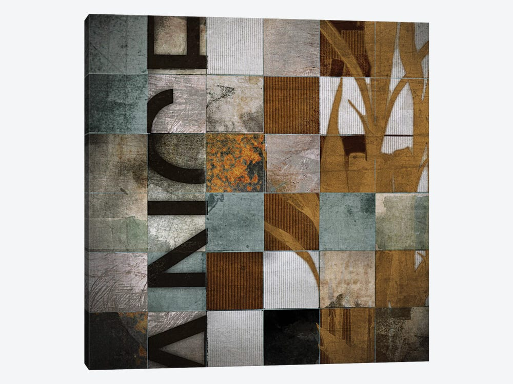 Divisions by NOAH 1-piece Art Print