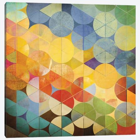 Modern Art Inner Vortex Tunnel Art Print By 5by5collective Icanvas