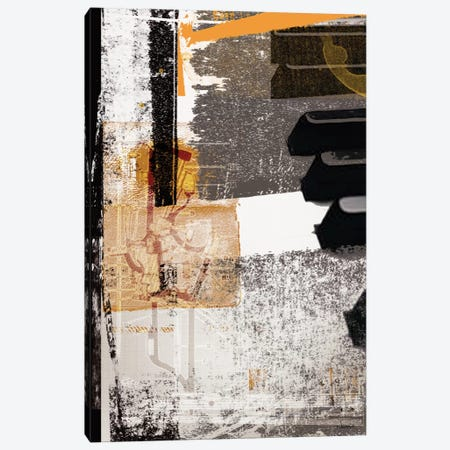 Notes Canvas Print #NOH22} by NOAH Canvas Artwork