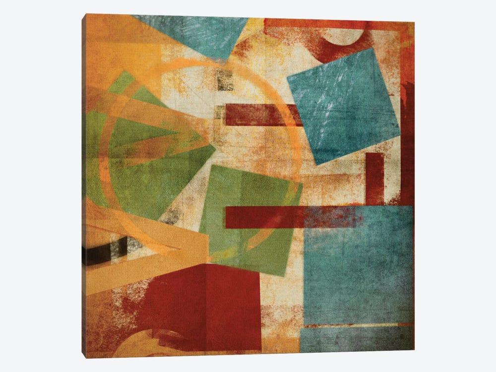 Alphabet Soup I by NOAH 1-piece Canvas Print