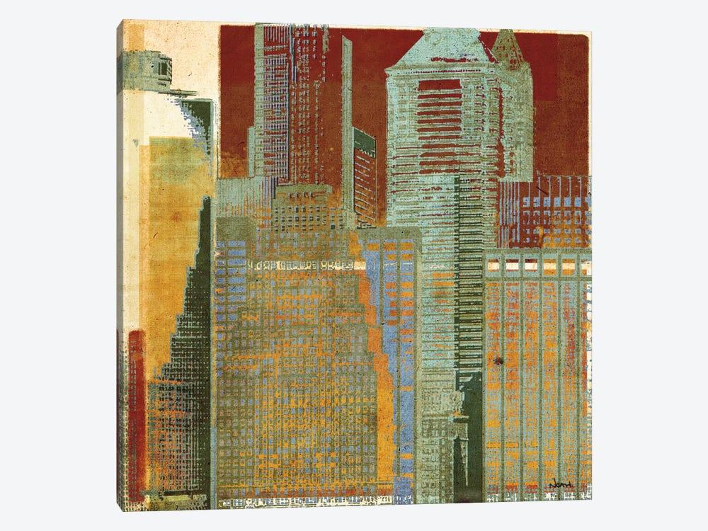 Urban Blocks I by NOAH 1-piece Art Print