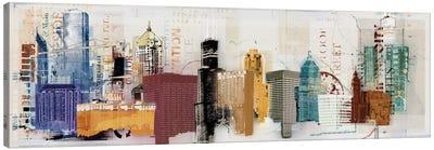Urban Designs Canvas Art Print