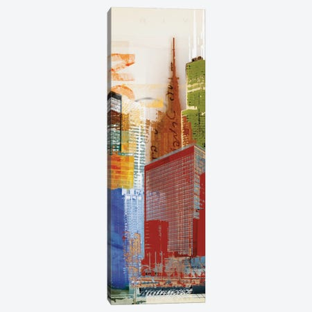 Urban Style I Canvas Print #NOH45} by NOAH Art Print