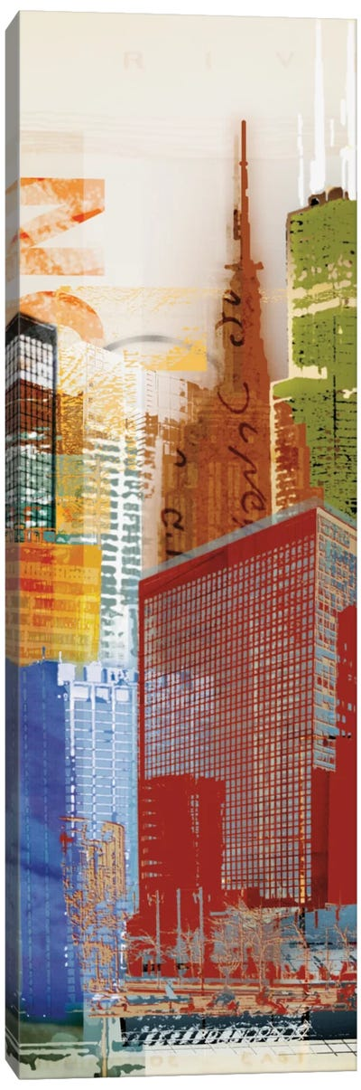 Urban Style I Canvas Art Print