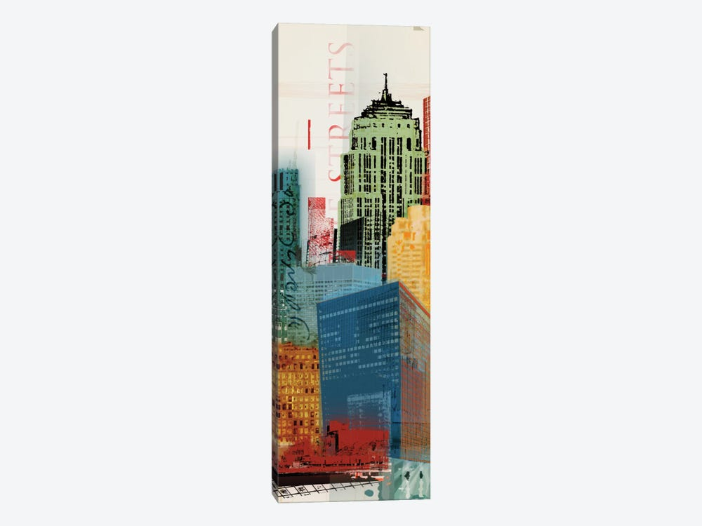 Urban Style II 1-piece Canvas Print