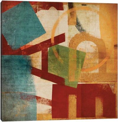 Alphabet Soup II Canvas Art Print