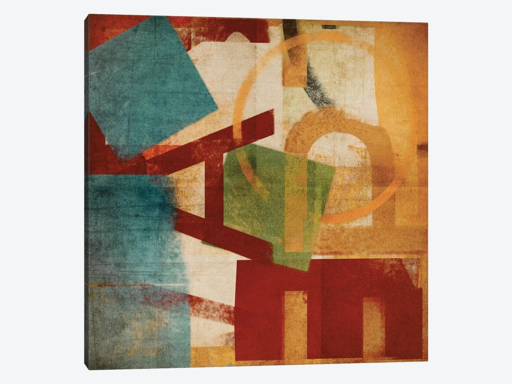 Alphabet Soup II by NOAH 1-piece Canvas Artwork