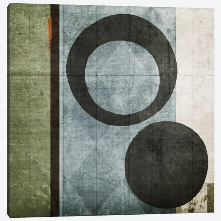 Woven III Canvas Print #NOH51} by NOAH Art Print